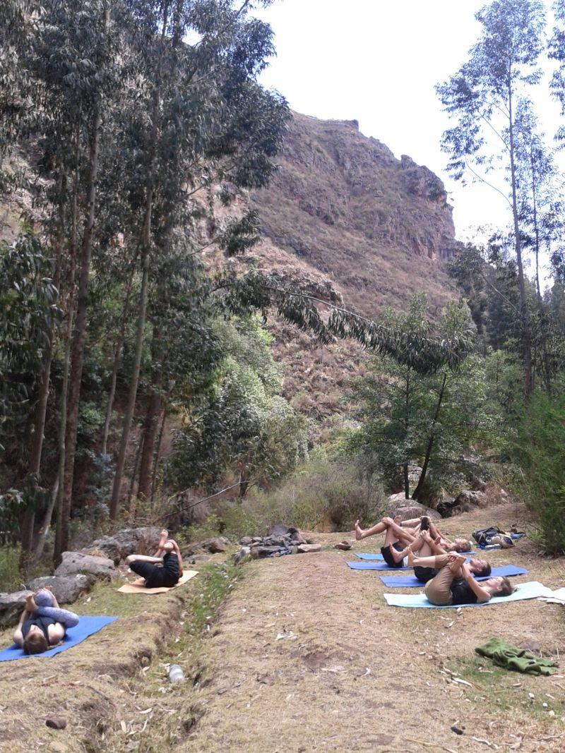Yoga Nidra wasi 2
