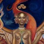 The womb – the temple of the Dreamtime